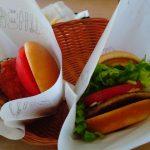 ハンバーガーはモスバーガーがイチバン美味い!でも高いから滅多に食べられない(^▽^;)